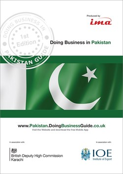 Doing Business in Pakistan Guide cover